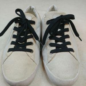 Coach Malli Shoes Women Size 9.5 Lace Up Leather S